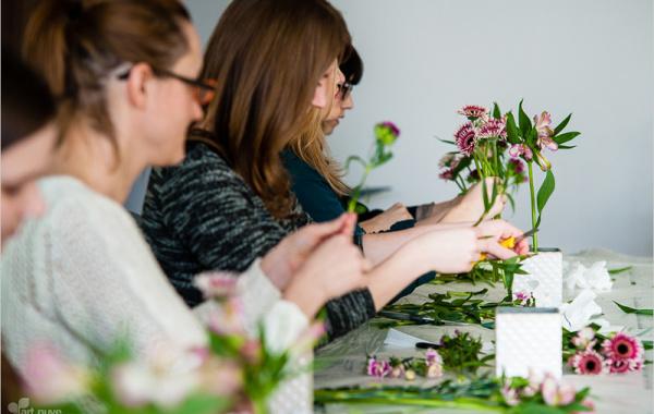 Kurs florystyczny dla pracowników