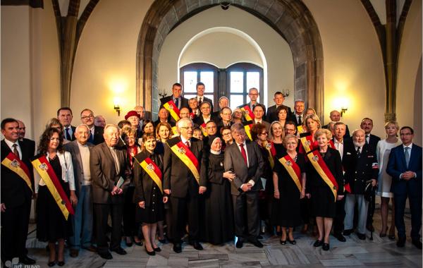 Uroczysta Sesja Rady Miejskiej Wrocławia