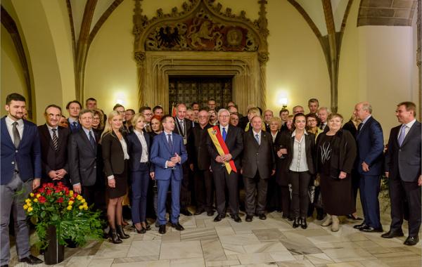 Zaprzysiężenie Prezydenta Wrocławia