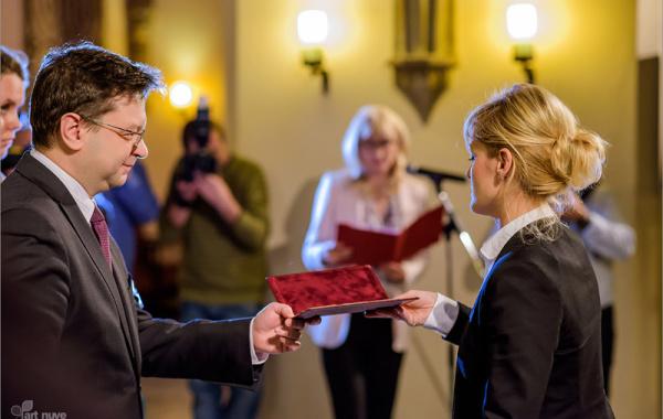 Zaprzysiężenie Rady Miejskiej Wrocławia
