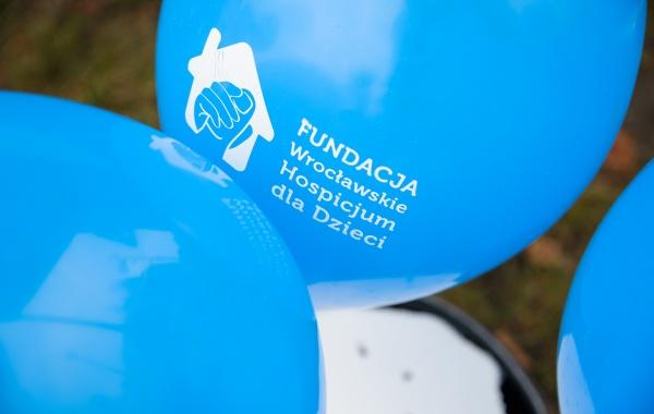Piknik charytatywny na rzecz Wrocławskiego Hospicjum dla Dzieci