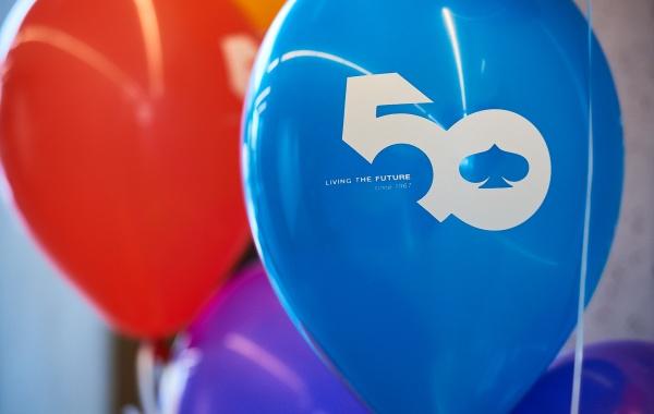 Event integracyjny z okazji 50-lecia istnienia firmy w Polsce