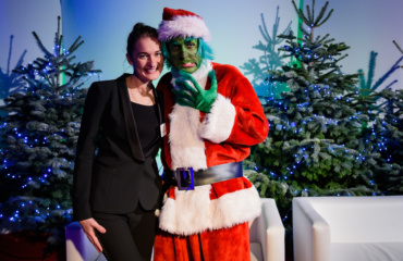 How the Grinch Stole Christmas Party