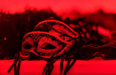 Masquerade ball & Matrix – two worlds