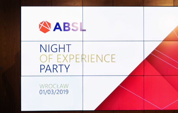 ABSL – Night Of Experience Party