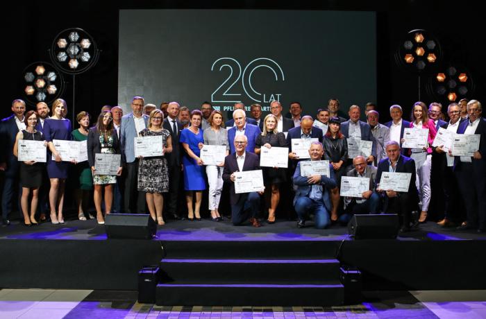 20-lecie Pfleiderer Partner